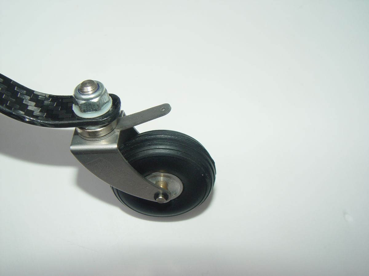 Tail Wheel Assembly Pilot Rc
