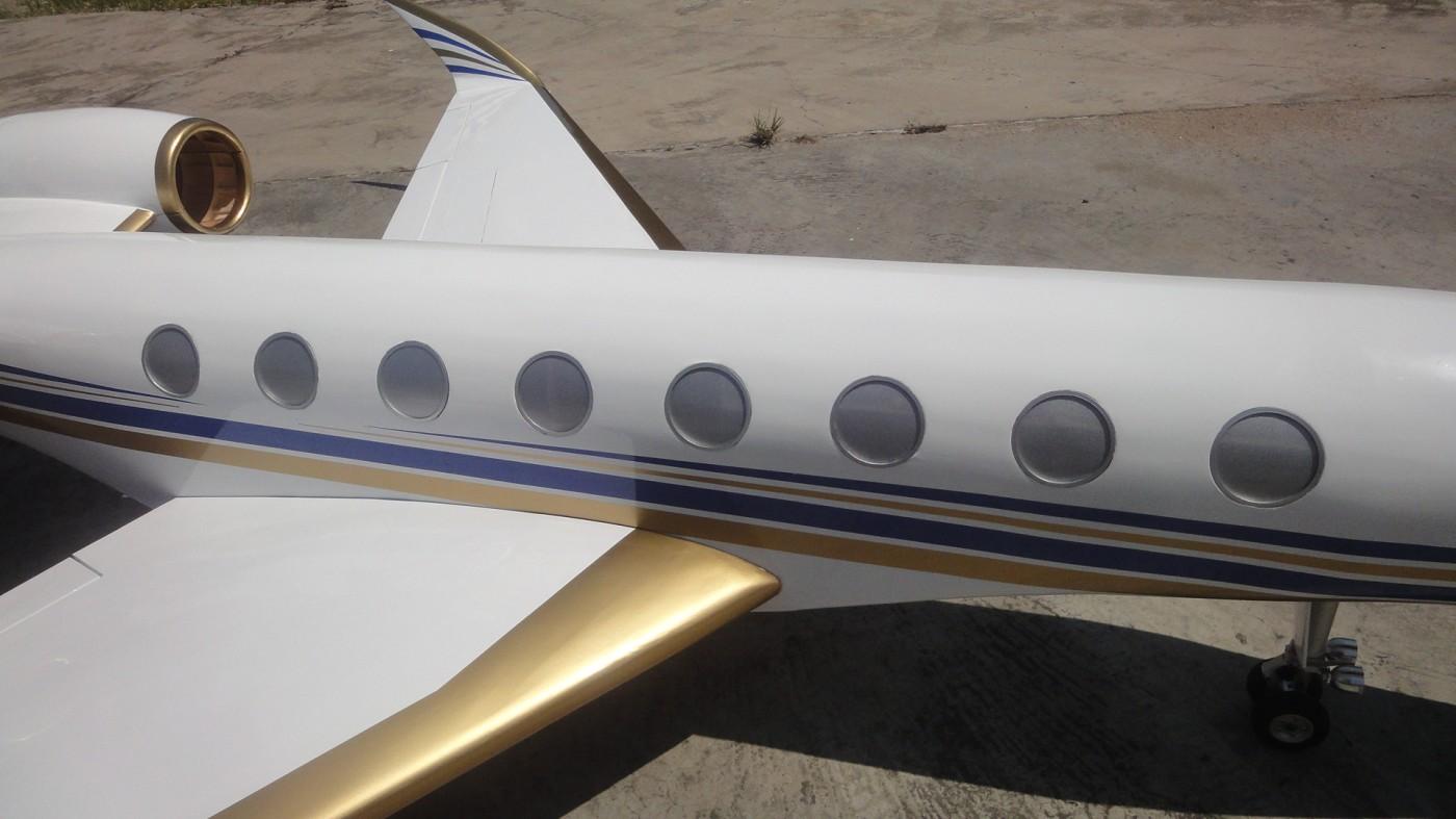 Gulfstream G650 97 Quot 2 65m Pilot Rc