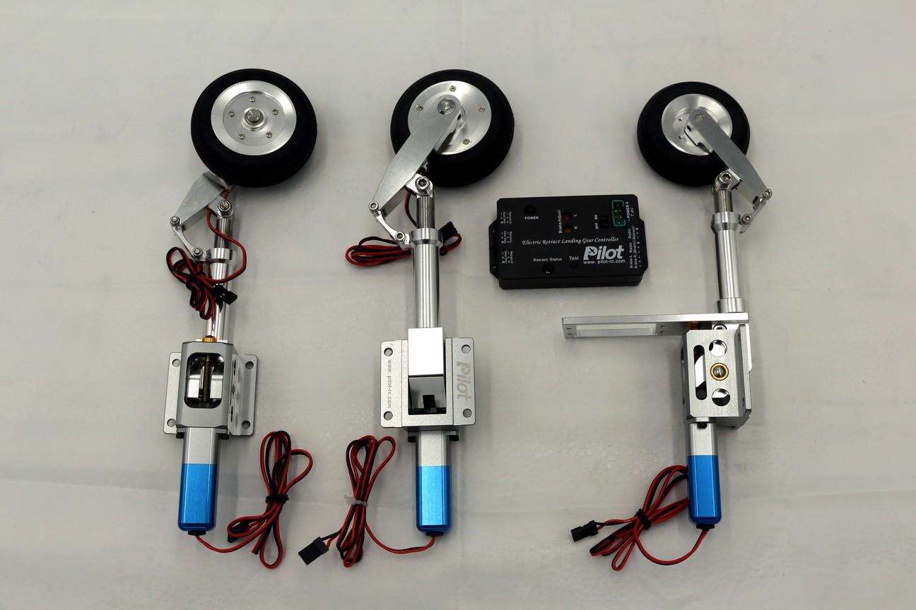 Electric Retracts 15kg (2) - Pilot-RC