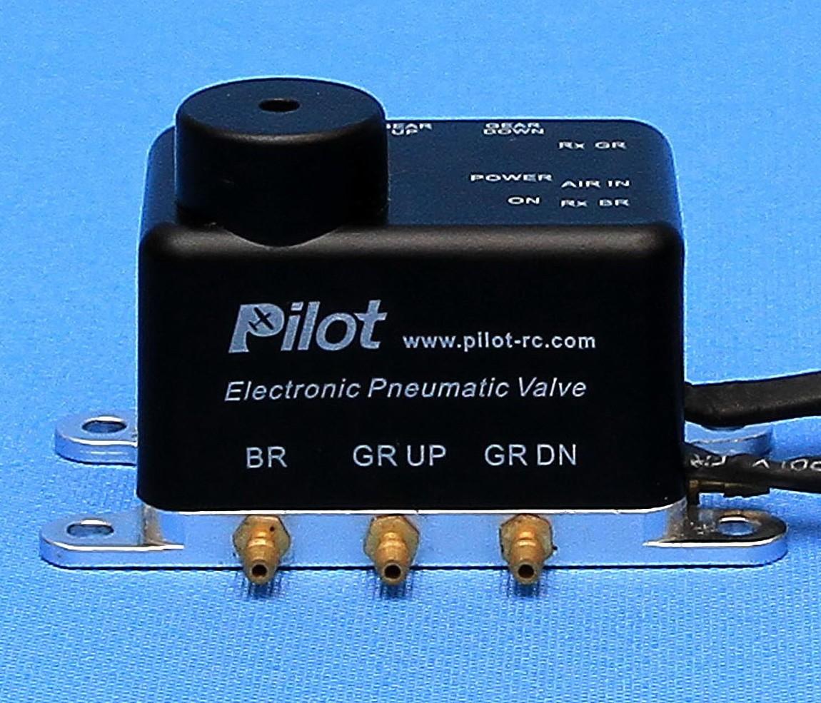 3 Way Electrovalve Pilot Rc