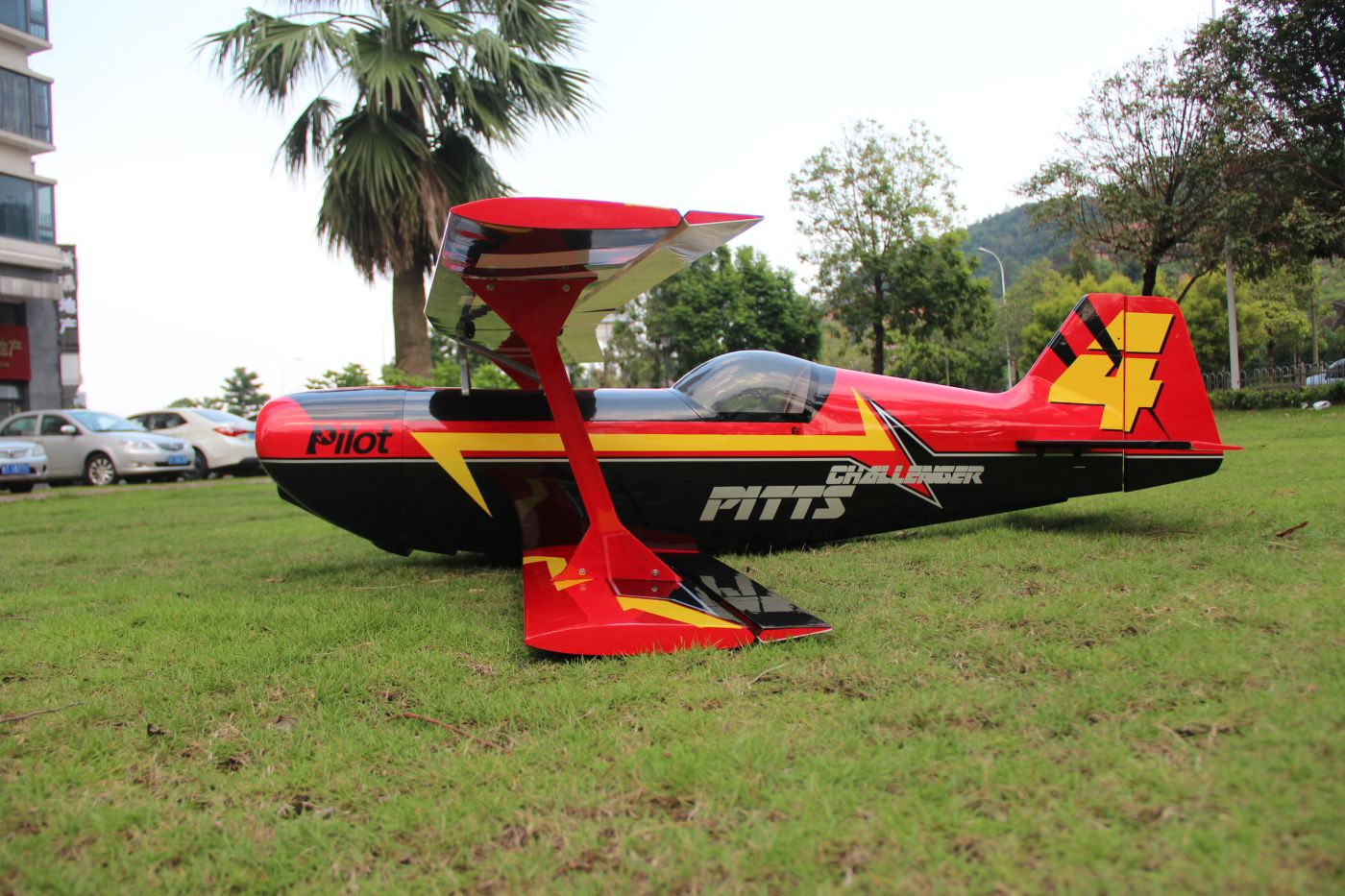 Pitts Challenger - 87