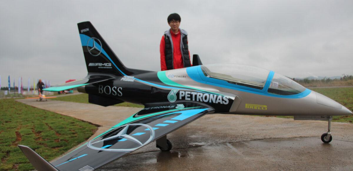 Viper Jet MkII 3 0m (118
