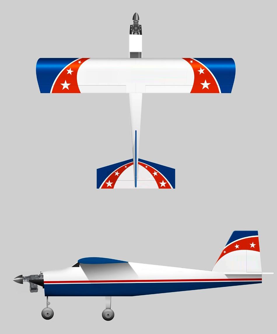 Pilot RC Trainer 90