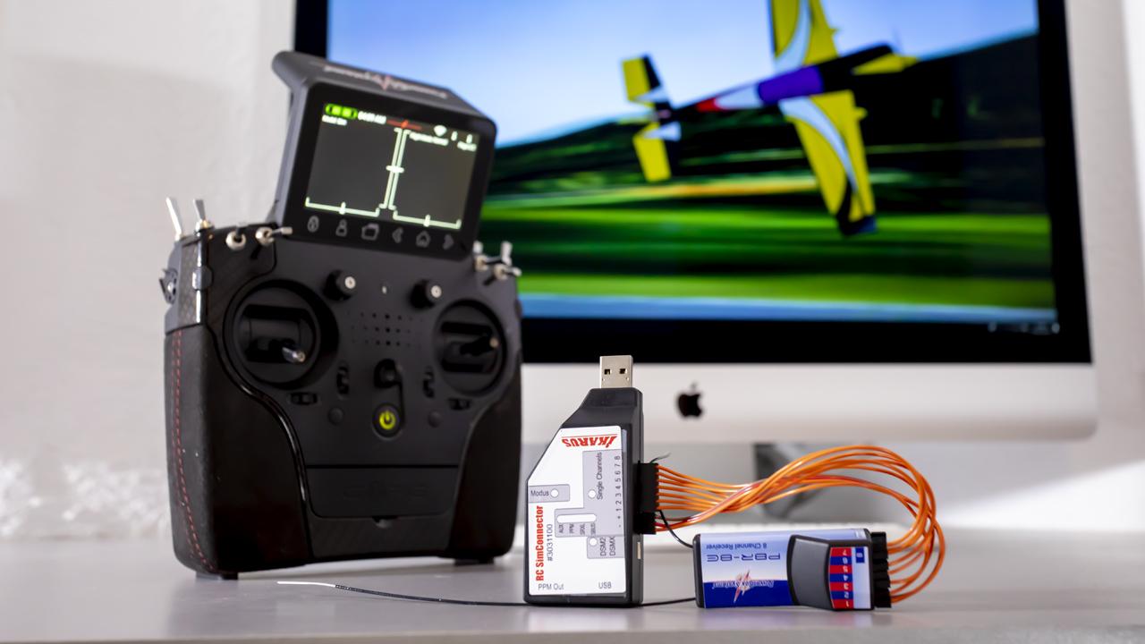 Simulator - Pilot-RC